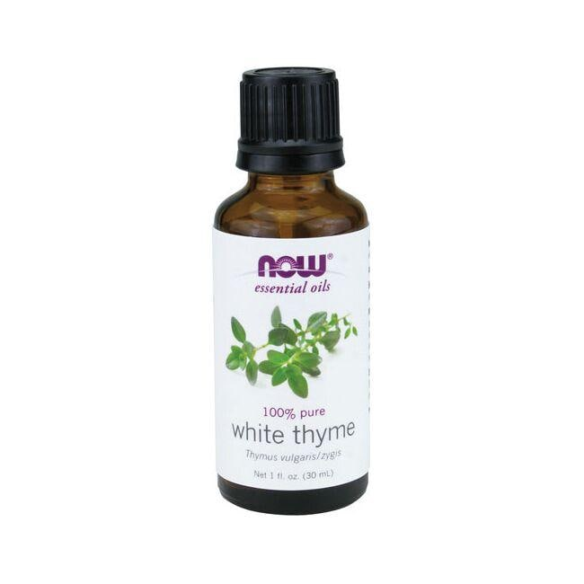NOW Foods White Thyme Oil