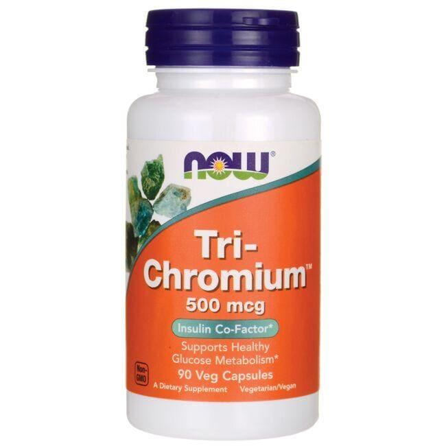 NOW FoodsTri-Chromium
