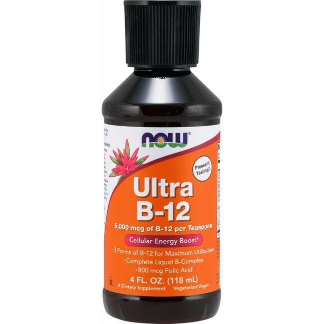 NOW Foods Ultra B-12
