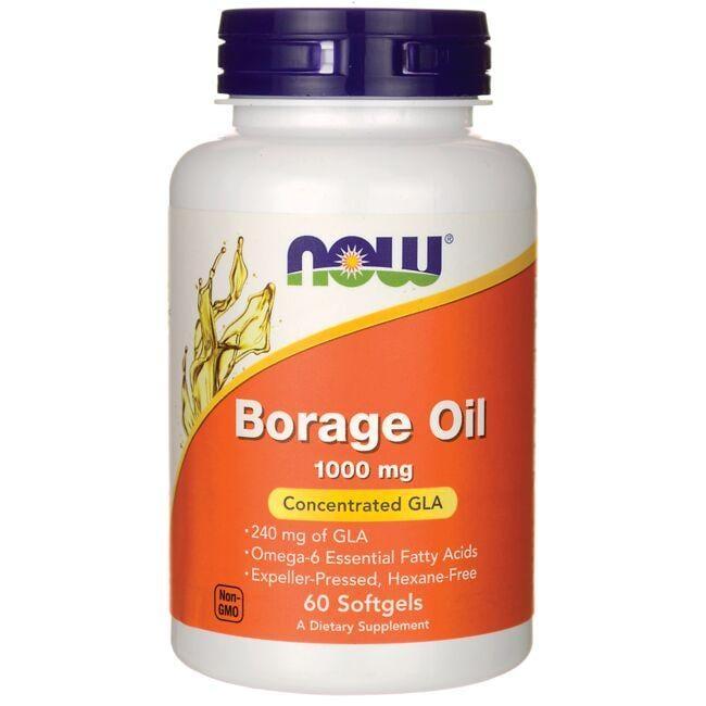 NOW FoodsBorage Oil