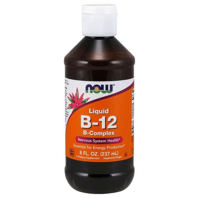 NOW FoodsLiquid B-12
