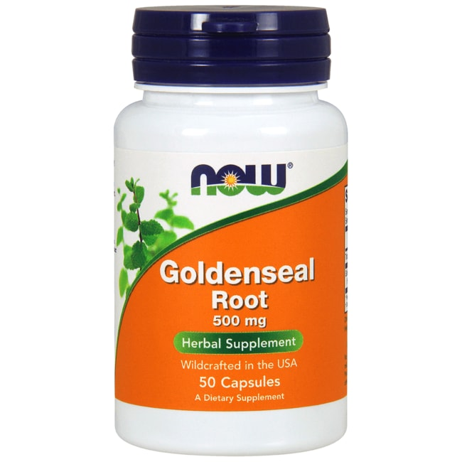 NOW FoodsGoldenseal Root