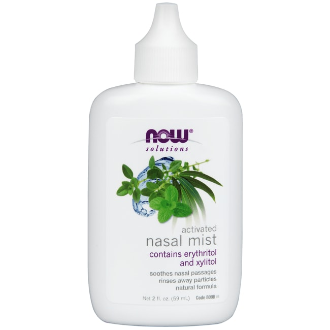 NOW Foods Activated Nasal Mist