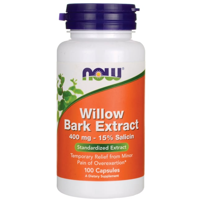 NOW FoodsWhite Willow Bark