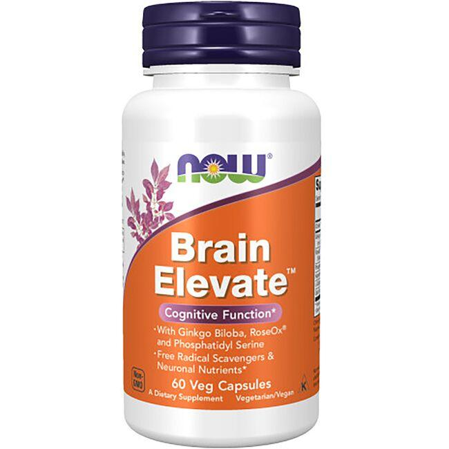 NOW FoodsBrain Elevate