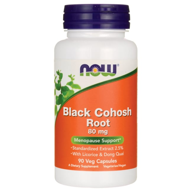 NOW FoodsBlack Cohosh Root