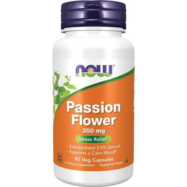 NOW FoodsPassion Flower
