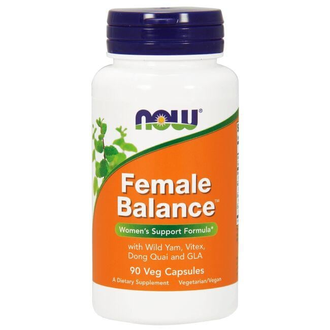NOW FoodsFemale Balance