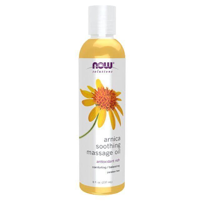 NOW FoodsArnica Warming Relief Massage Oil
