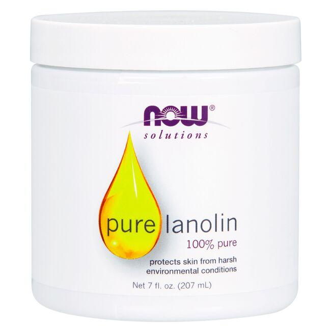 NOW FoodsPure Lanolin