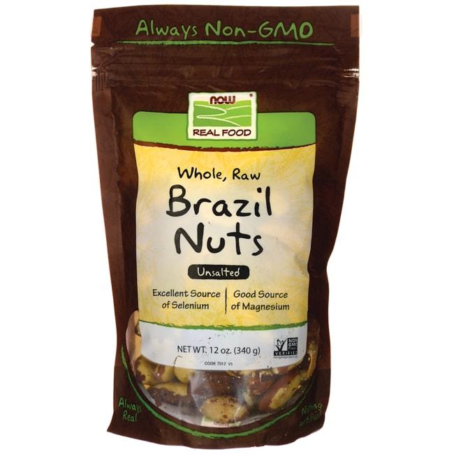 NOW Foods Raw Brazil Nuts