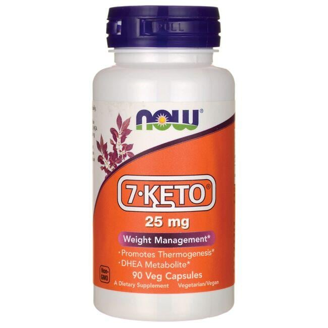 NOW Foods 7 Keto