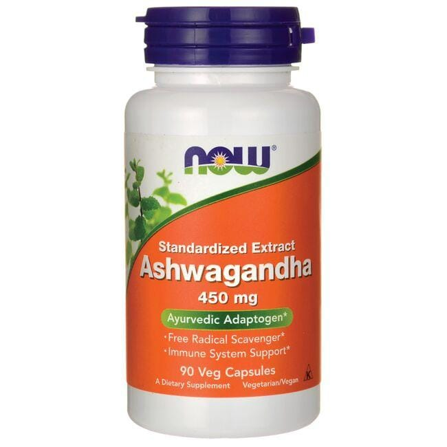 NOW Foods Ashwagandha