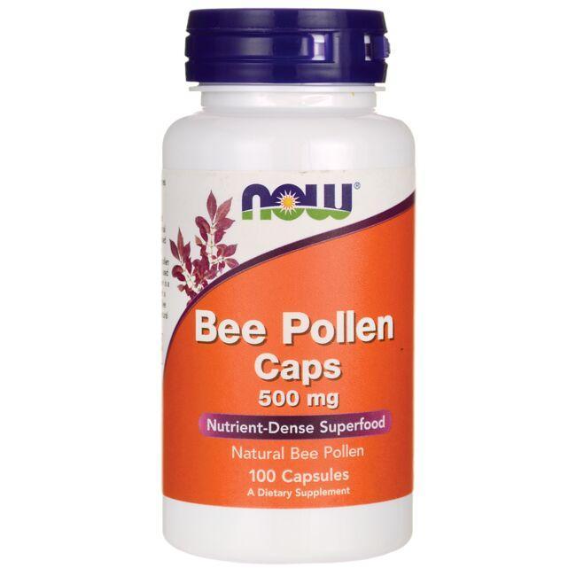 NOW FoodsBee Pollen Caps