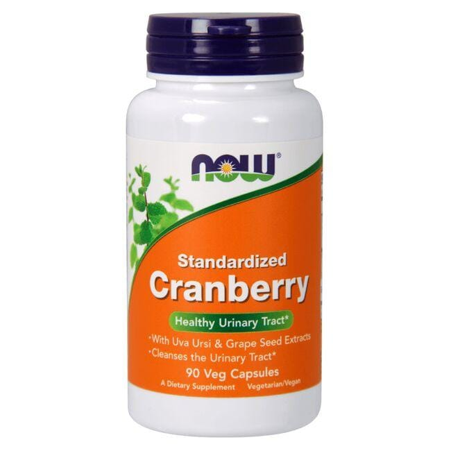 NOW FoodsStandardized Cranberry