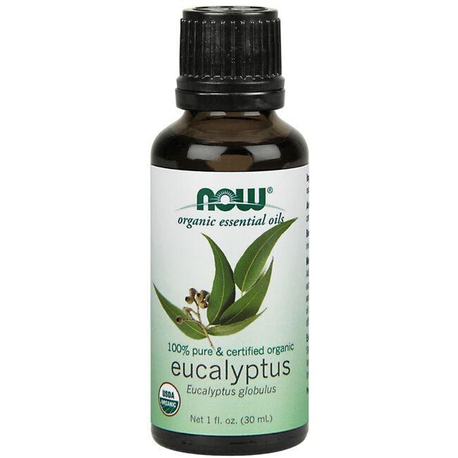 NOW FoodsEucalyptus Oil Certified Organic