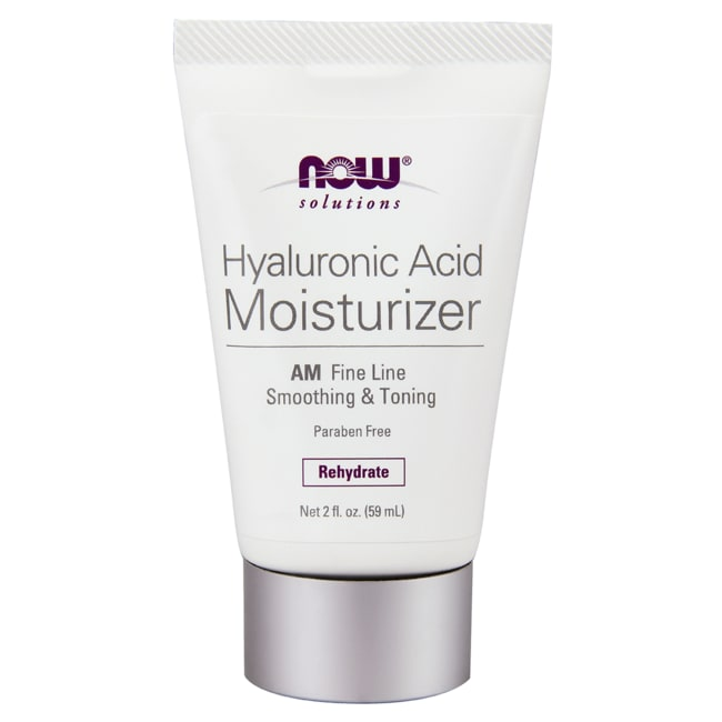 NOW FoodsHyaluronic Acid Moisturizer - AM Rehydrate