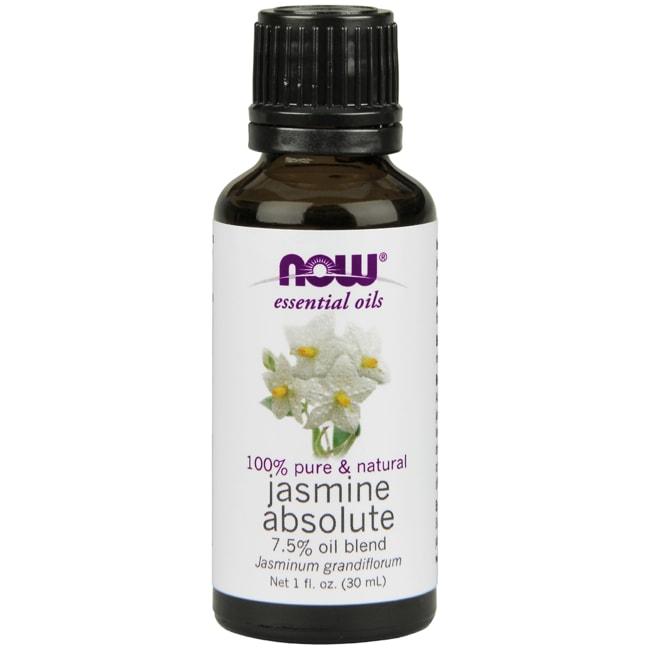 NOW Foods Jasmine Absolute Oil