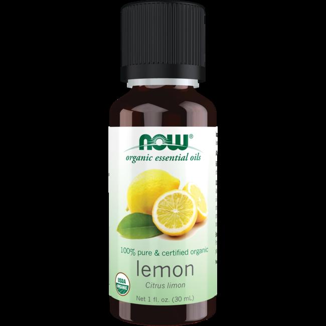NOW FoodsLemon Oil Certified Organic
