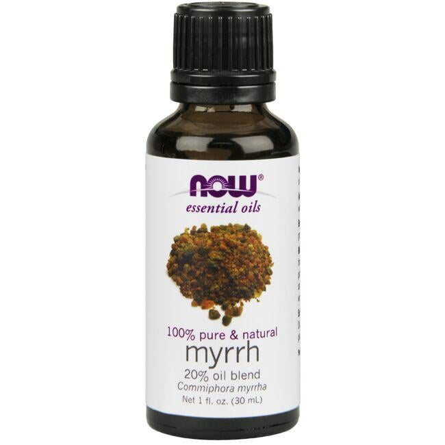 NOW FoodsMyrrh Oil Blend