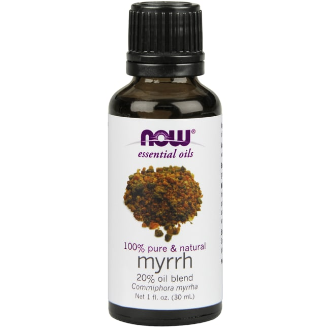NOW Foods Myrrh Oil Blend