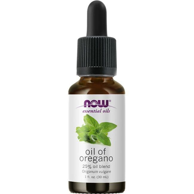 NOW Foods Oil of Oregano 25% Oil Blend