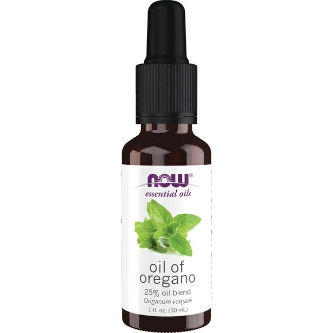 NOW FoodsOil of Oregano 25% Oil Blend