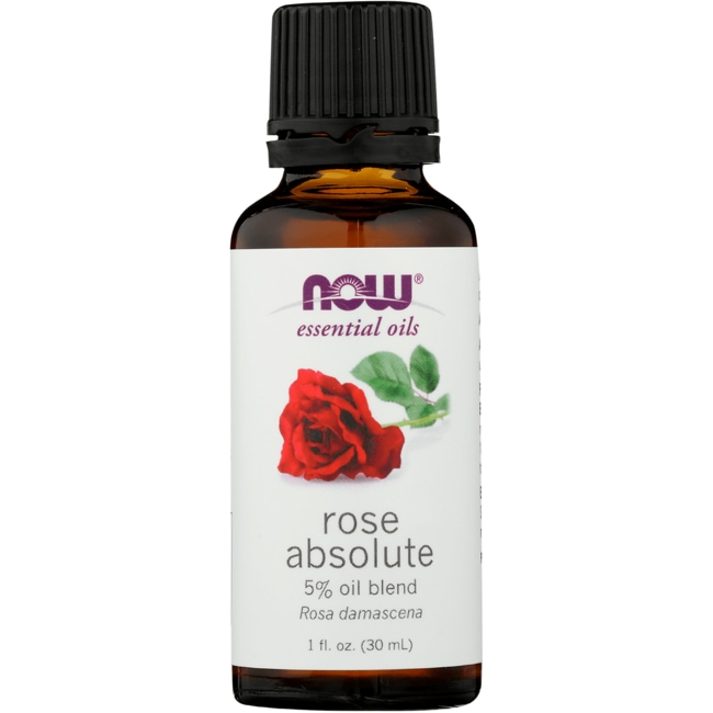 NOW Foods Rose Absolute Oil Blend