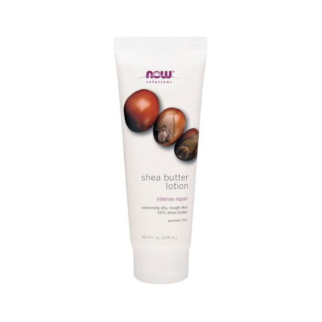 NOW Foods Shea Butter Lotion Intense Repair