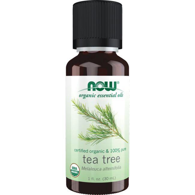 NOW FoodsTea Tree Oil Certified Organic