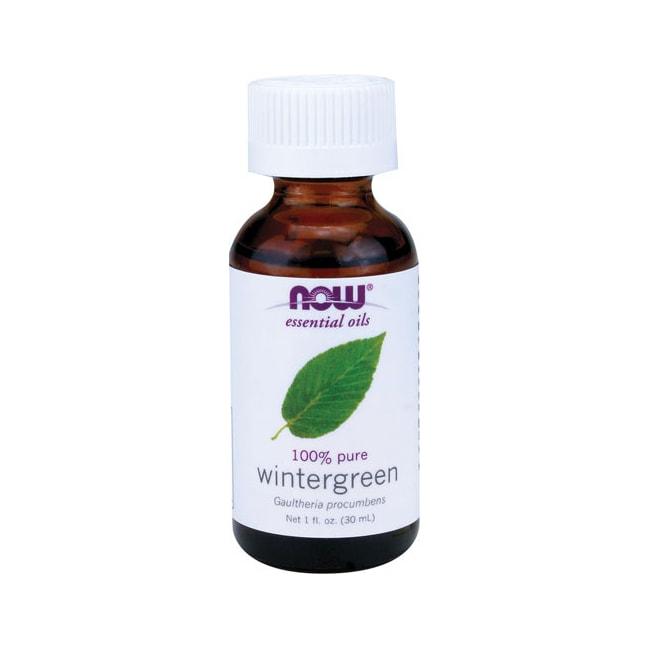 Where to buy wintergreen oil