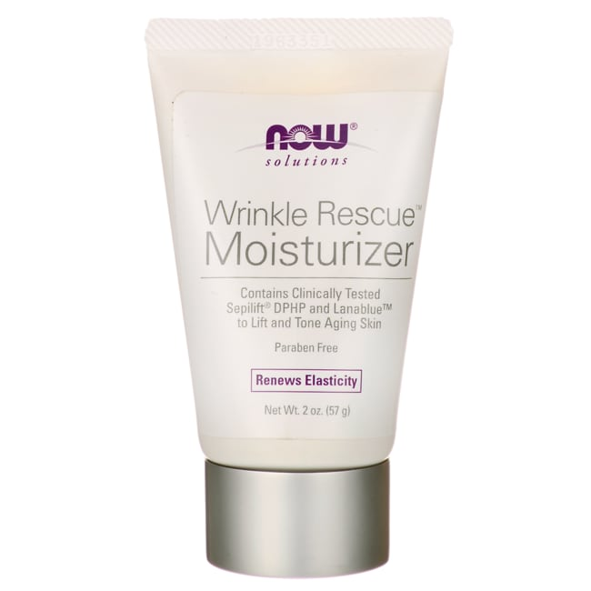 NOW FoodsWrinkle Rescue Moisturizer Restorative