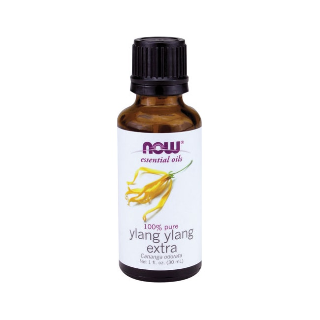 NOW Foods Ylang Ylang Extra Oil 1 Fl Oz (30 ML) Liquid