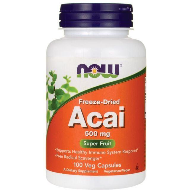 NOW FoodsFreeze-Dried Acai