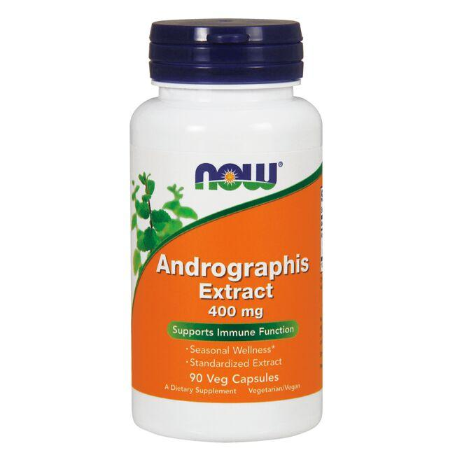 NOW Foods Andrographis Extract