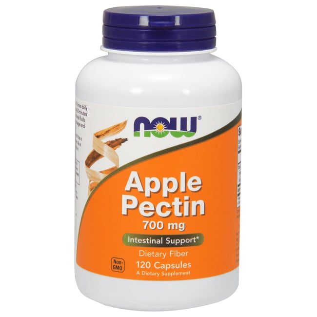 Now foods apple pectin 700 mg 120 caps swanson health for Pectine cuisine