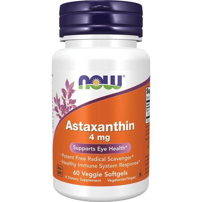 NOW FoodsAstaxanthin
