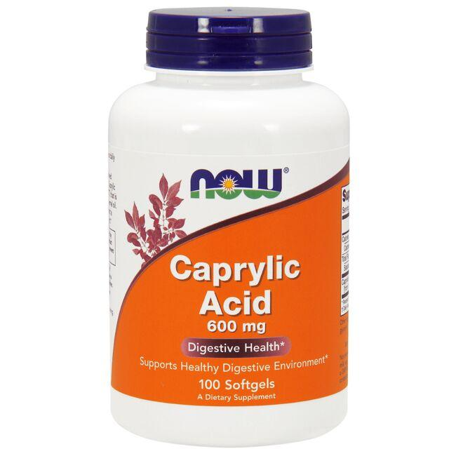 NOW FoodsCaprylic Acid