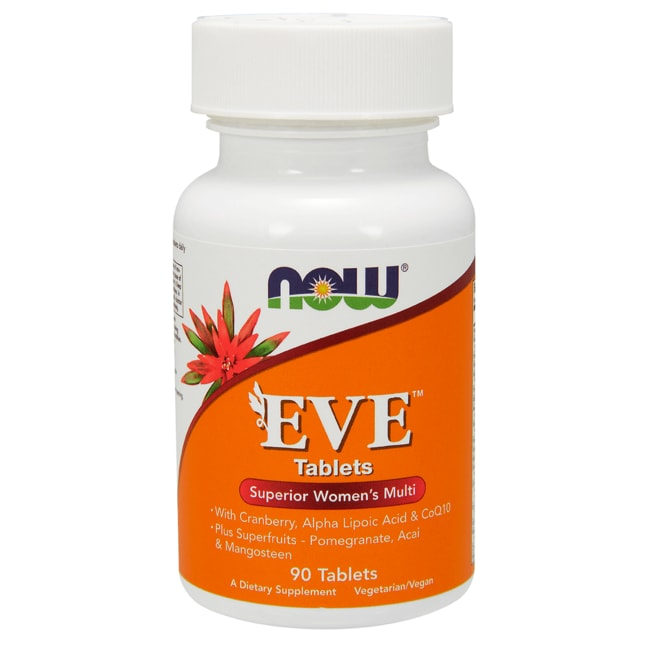 NOW Foods Eve Superior Woman's Multi