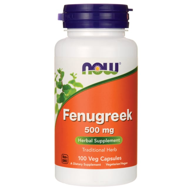 Now Foods Fenugreek Reviews