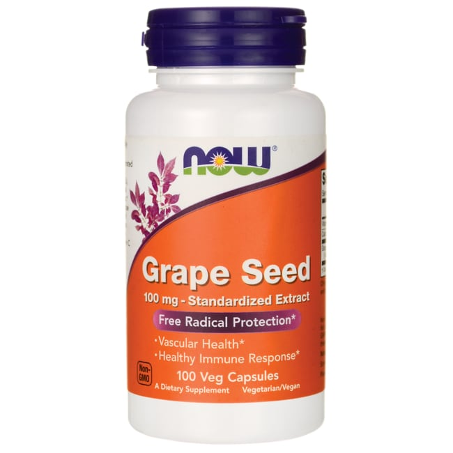 NOW FoodsGrape Seed
