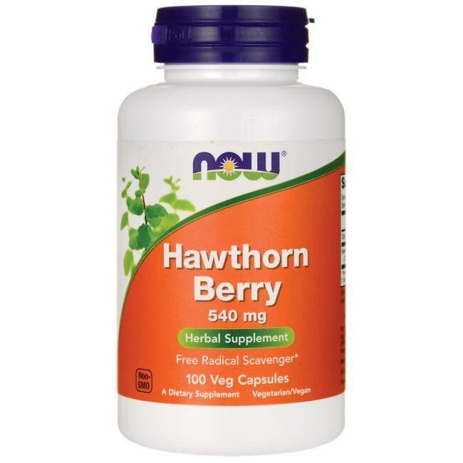 NOW FoodsHawthorn Berry