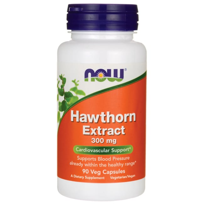 NOW FoodsHawthorn Extract