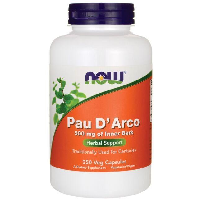NOW FoodsPau D' Arco