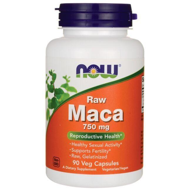 NOW FoodsRaw Maca