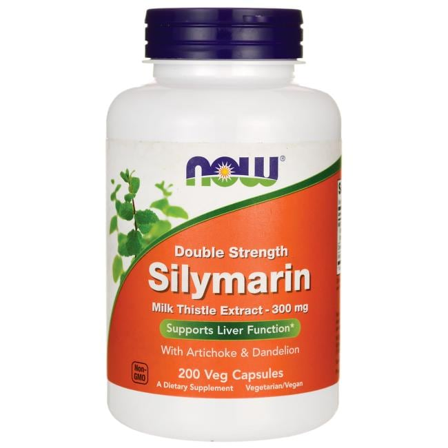NOW Foods Double Strength Silymarin