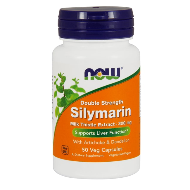 NOW Foods Silymarin