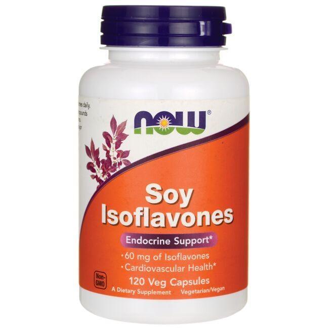 NOW FoodsSoy Isoflavones