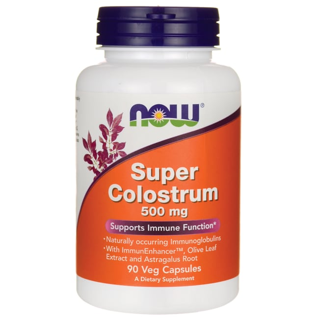 NOW FoodsSuper Colostrum