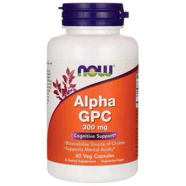 NOW FoodsAlpha GPC